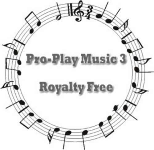 Product picture  Pro-play music 3 Royalty Free Music